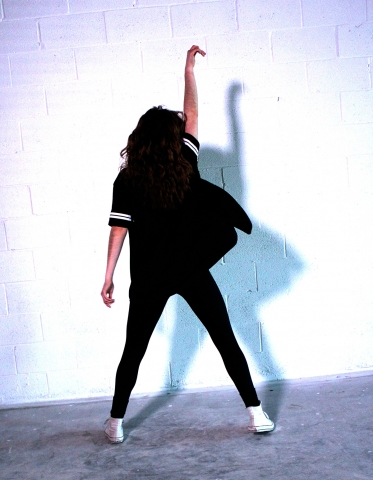 The Movement Studios first contemporary dance moves