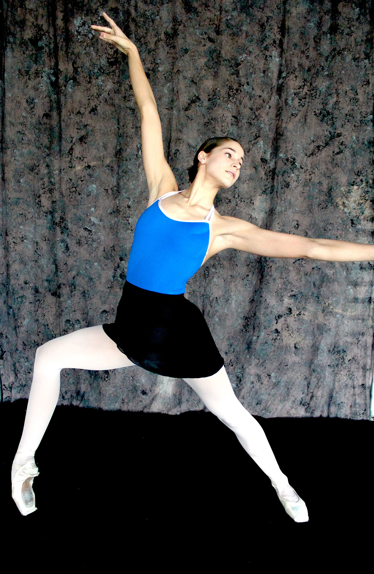 TMS Dance Studio first ballet moves pre-professionals