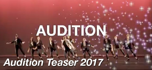 Audition Teaser 2017 - The Movement Studios Dance Video