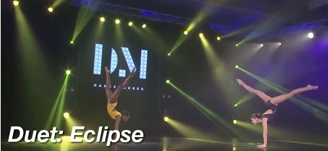 Duet: Eclipse - The Movement Studios Dance Video