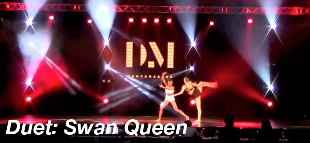 Duet: Swan Queen - The Movement Studios Dance Video