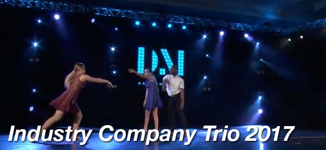 Industry Company Trio 2017 - The Movement Studios Dance Video