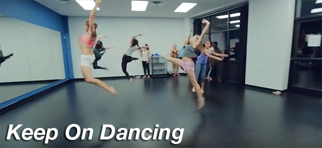 Keep On Dancing - The Movement Studios Video