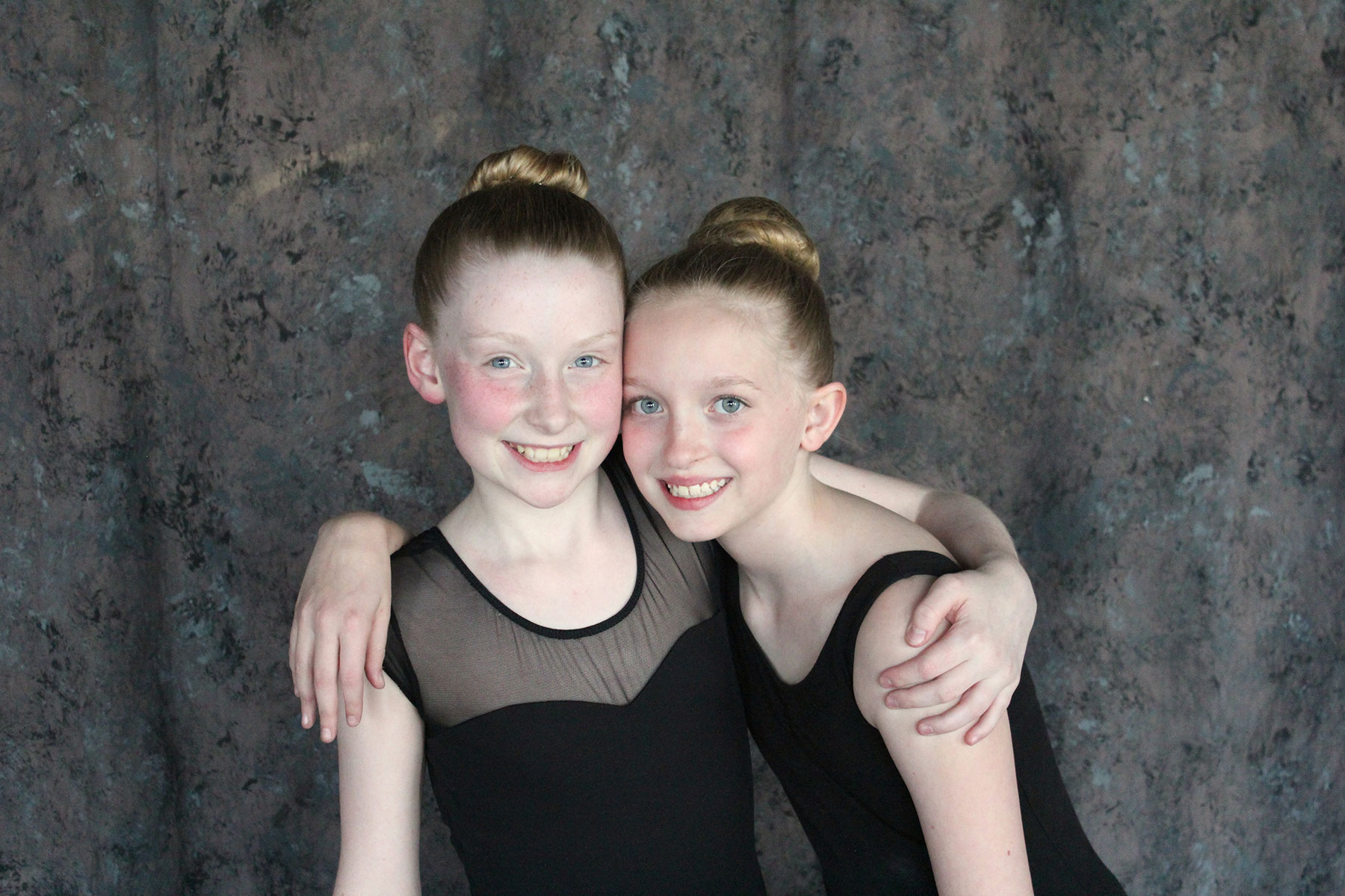 The Movement Studios Dance first kids ballet moves