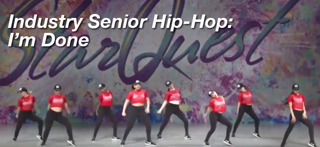 Industry Senior Hip-Hop: I'm Done - The Movement Studios Dance