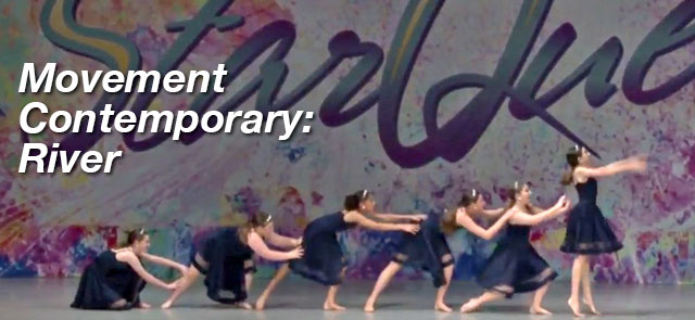 Movement Contemporary: River - The Movement Studios Dance